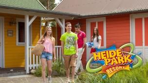 Heide Park – Übernachtung und All inclusive-Verpflegung im Holiday Camp zum Schnäppchenpreis