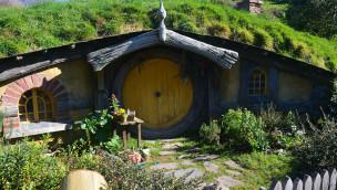 Hobbit-Dorf