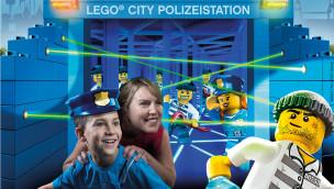 LEGOLAND Deutschland Saison 2015: Verrückte Abenteuer in der neuen LEGO City Polizeistation