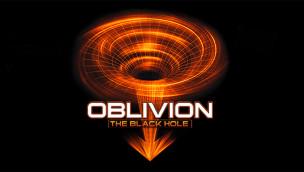 """Gardaland – Warteschlange von Oblivion führt durch """"Training Center"""""""