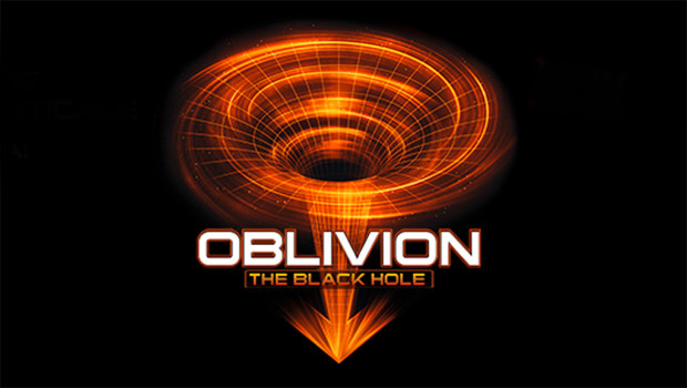 Oblivion - The Black Hole Logo