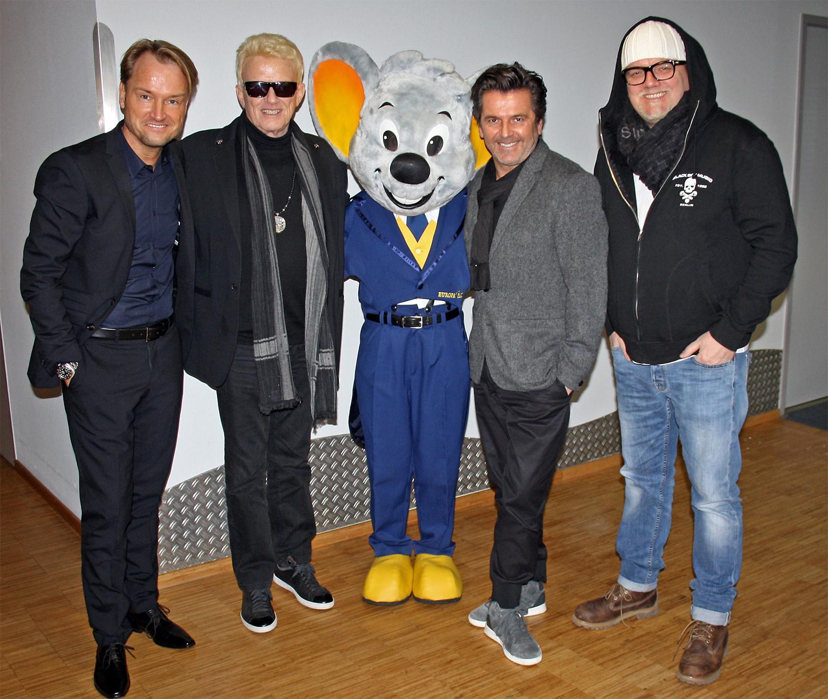 Thomas Anders 2015 Heino Thomas Anders Und Viele