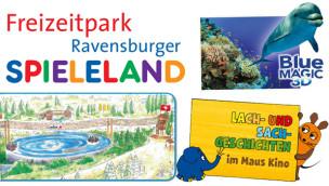 Ravensburger Spieleland Neuheiten 2015 enthüllt: Maus-Kino und Reka-Alpenschlucht