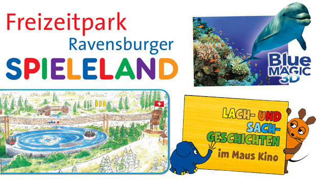 Ravensburger Spieleland Neuheiten 2015