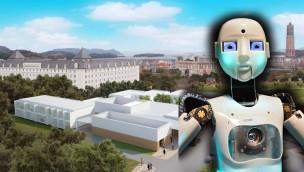 Japanischer Freizeitpark stellt neues Hotel mit Roboter-Mitarbeitern vor