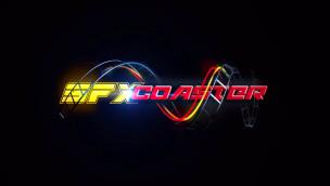 SFX Coaster – Achterbahn-Multitalent feiert Premiere in Ferrari World Abu Dhabi