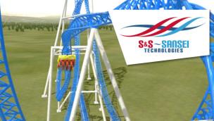 """S&S Sansei stellt neues Achterbahn-Modell """"Triple-Launch El Loco"""" mit dreifachem Launch vor"""