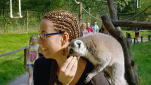 Stefanie Hilger - Serengeti Park - Undercover Boss
