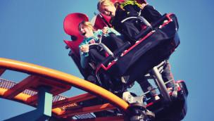 """Ahrend präsentiert mit """"Drifting Coaster"""" ab 2016 neuen Achterbahn-Typ auf Volksfesten"""