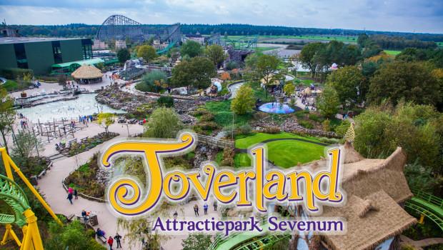 Toverland Freizeitpark Holland