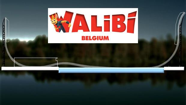 Walibi Belgium Neuheit 2016 Mockup