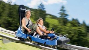 Neuer Alpine Coaster am Ochsenkopf im Fichtelgebirge kommt im Sommer 2015