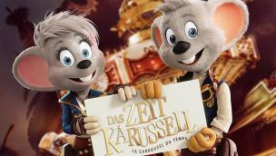 """Europa-Park 4D-Film """"Das Zeitkarussell"""" erreicht eine halbe Million Kinobesucher"""