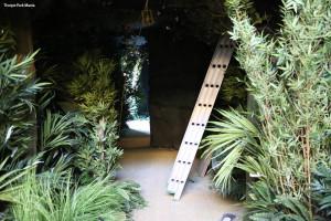 Dschungelcamp im Freizeitpark - Thorpe Park Baustellenbild 1