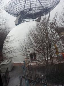 Europa-Park 360 Grad Kino Baustelle
