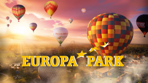 Europa-Park Ballonfestival 2015 vorgestellt – im Heißluftballon über den Freizeitpark