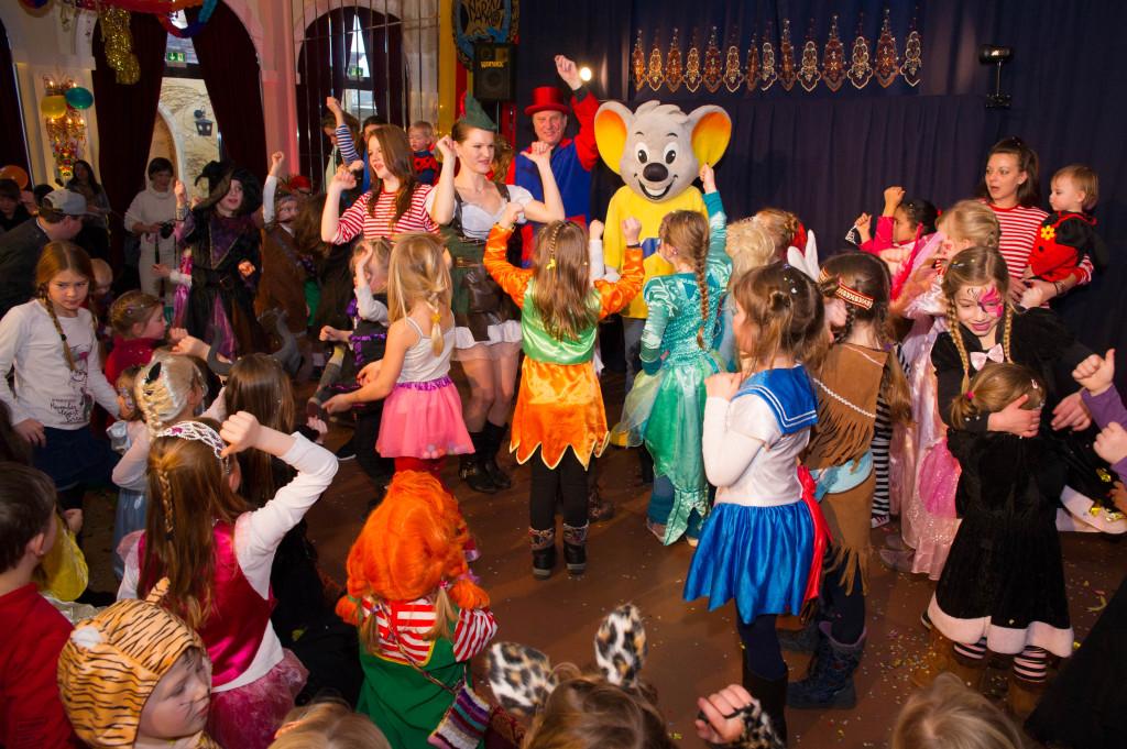 Europa-Park Kinderfasnacht 2015 - 1