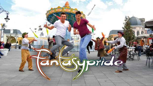 Fantasypride 2015 - Der Phantasialand Gay Day