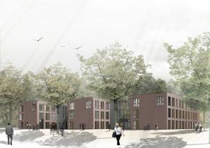 Gemeinschaftsgebäude im Erlebnis-Zoo Hannover - Konzept