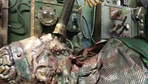 Horror-Laboratorium im Holiday Park: so wird der Sky Scream-Wartebereich thematisiert