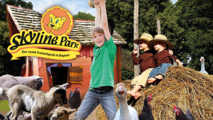 Skyline Park Kids Farm - Titel