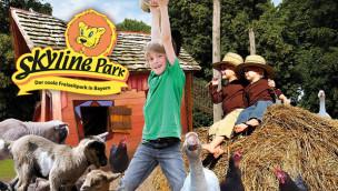 Skyline Park Kids Farm – Modell zeigt, wie die Neuheit 2015 aussehen wird