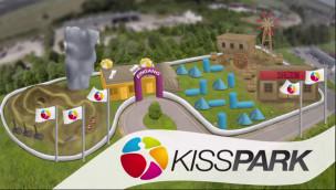 Kisspark – Freizeitpark in Bad Kissingen mit Outdoor-Aktivitäten eröffnet im Mai 2015