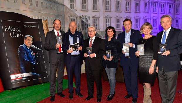 Merci, Udo Jürgens - Buch Vorstellung im Europa-Park