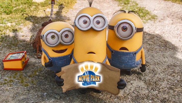 Minions im Movie Park Germany