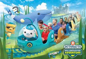 Octonauts Rollercoaster Adventure Artwork
