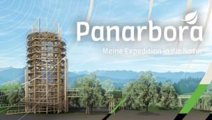 Naturerlebnispark Panarbora eröffnet im Sommer 2015