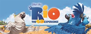 Rio 4D-Film