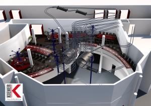 RollercoasterRestaurant Wien Galerie - Konzept