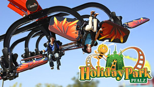 Sky Fly - Holiday Park Neuheit 2015