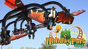 Holiday Park – Sky Fly als Neuheit 2015 angekündigt