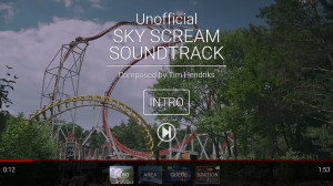 Sky Scream Fan-Soundtrack