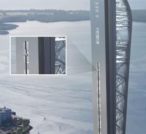 Skyrise Drop Miami - Konzept