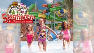 "Slagharen eröffnet neuen Wasserpark ""Aqua Mexicana"" zum 1. Mai 2015"