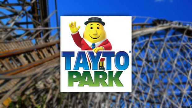 Tayto Park - Holzachterbahn in Irland