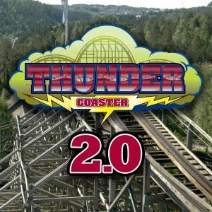 ThunderCoaster 2.0 Tusenfryd Teaser