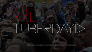 XXL TuberDay 2015 im Movie Park Germany – Termin bekannt, Early Bird-Tickets verfügbar