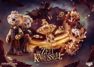 Das Zeitkarussell - Europa-Park 4D-Film 2015