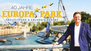 40 Jahre Europa-Park: Mit diesen Highlights feiert Deutschlands größter Freizeitpark Jubiläum!