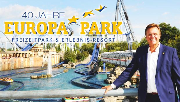 40 Jahre Europa-Park - Neuheiten 2015