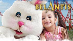 Belantis startet mit großem Hasenkuscheln ab 2. April in die Saison 2015