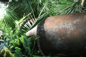 Dschungelcamp im Thorpe Park - Baustelle 1