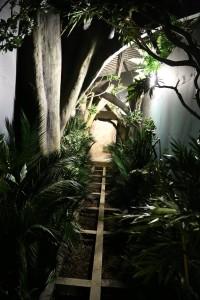 Dschungelcamp im Thorpe Park - Baustelle 6