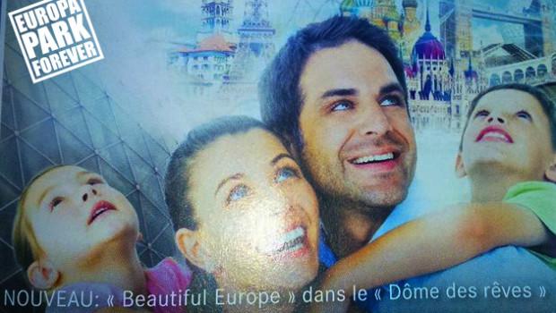 Europa-Park Kuppel der Träume 2015