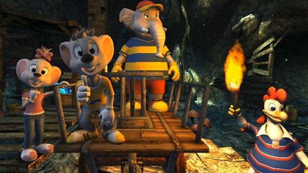 Europa-Park Videospiel