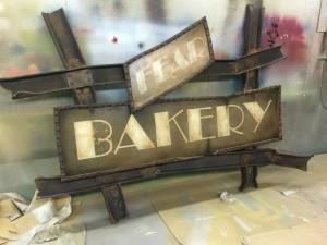 Fear Bakery im Holiday Park